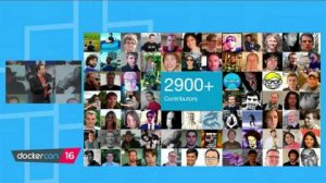 Embedded thumbnail for Dockercon Day 1 Keynote