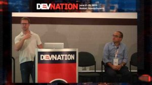 Embedded thumbnail for DevNation 2015 - Mythbusters: ORMs & NoSQL