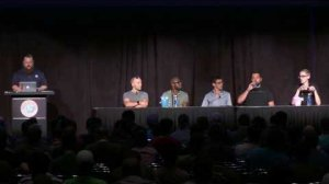 Embedded thumbnail for GopherCon 2016: Day 1 Speaker Q & A