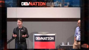 Embedded thumbnail for DevNation 2015 - Cross-region cloud deployments with Infinispan