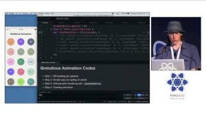 Embedded thumbnail for React Native: Building Fluid User Experiences at react-europe 2015