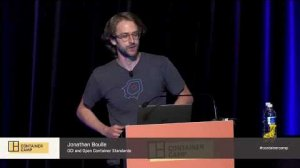 Embedded thumbnail for OCI and Open Container Standards - Jonathan Boulle (NStack)