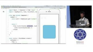 Embedded thumbnail for Part 1: View, Text, Image, laying out with @devinaabbott at ReactNative Workshop with @expo_io