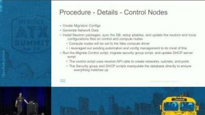 Embedded thumbnail for Live Migrating Nova-Networking to Neutron in Icehouse