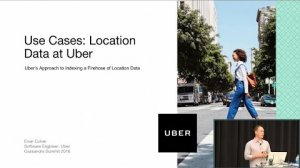 Embedded thumbnail for Uber's Approach to Indexing a Firehose of Location Data (Evan Culver, Uber)   Cassandra Summit 2016