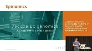 Embedded thumbnail for Cassandra + Spark for Genomic Big Data (Anupama Joshi & Matt Negulescu, Epinomics)   C* Summit 2016