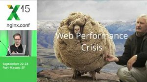 Embedded thumbnail for Delivering High Performance on a Diverse Web