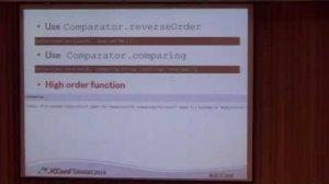Embedded thumbnail for JDK8 與模式