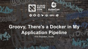 Embedded thumbnail for Groovy, There's a Docker in My Application Pipeline [B] - Kris Buytaert, Inuits