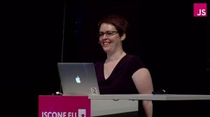 Embedded thumbnail for Consequences of an Insightful Algorithm | JSConf EU 2015