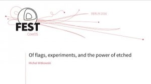 Embedded thumbnail for Of flags, experiments, and the power of etcd