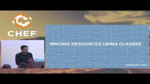 Embedded thumbnail for Writing DSC Resources and Using Them in Chef for Windows - July 13, 2016