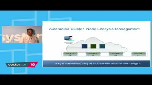 Embedded thumbnail for Enabling Production Grade Containerized Applications through Policy by Cisco - Ecosystem Track