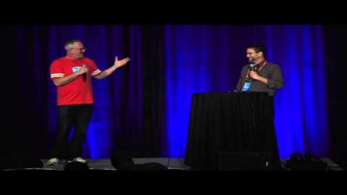 Embedded thumbnail for Fireside Chat Mark Collier & Jim Curry