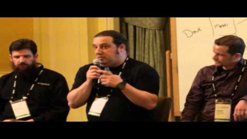 Embedded thumbnail for SaltConf15 Panel Discussion - Automating the Event-Driven Infrastructure