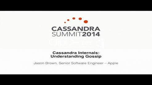 Embedded thumbnail for Apple Inc.: Cassandra Internals — Understanding Gossip