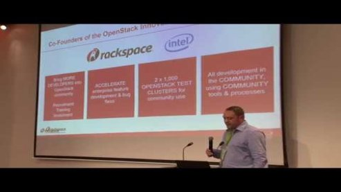 Embedded thumbnail for Success with OpenStack: Combining the 99,99% Building blocks - OpenStack Days Ireland
