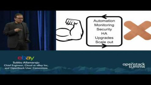 Embedded thumbnail for OpenStack Update from eBay and PayPal
