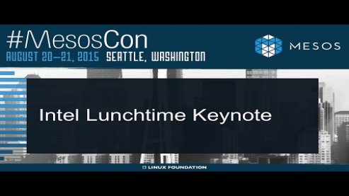 Embedded thumbnail for Intel Lunchtime Keynote